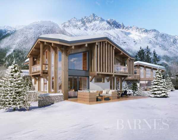 Chalet Chamonix-Mont-Blanc  -  ref 6002255 (picture 1)