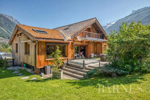 Chalet Chamonix-Mont-Blanc  -  ref 5844415 (picture 1)