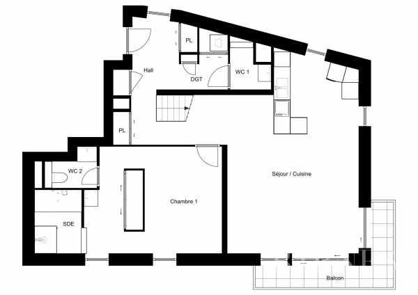 Apartment Chamonix-Mont-Blanc - Ref 3626798