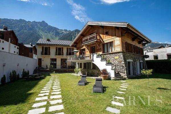 Ensemble immobilier Chamonix-Mont-Blanc  -  ref 6095987 (picture 1)
