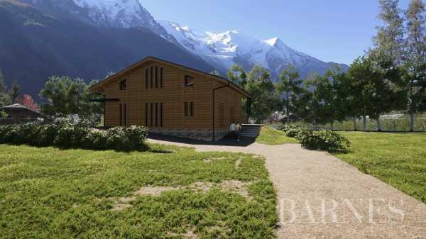 Chamonix-Mont-Blanc  - Chalet 7 Pièces 6 Chambres