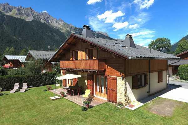 CHALET Chamonix-Mont-Blanc - Ref 2666545