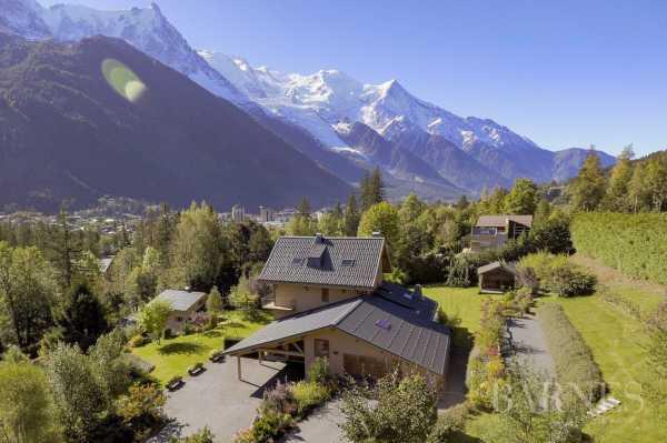 Chalet Chamonix-Mont-Blanc - Ref 2667202