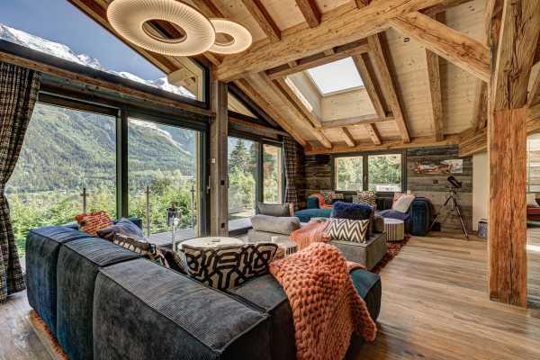 Casa CHAMONIX MONT-BLANC - Ref 142199
