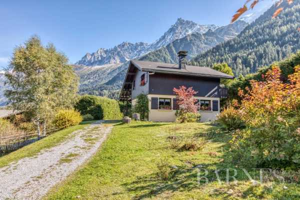 Chalet Les Houches  -  ref 5962420 (picture 2)