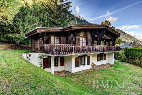 Chalet Chamonix-Mont-Blanc - Ref 3960904