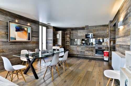 Appartement  HORIZON CHAMONIX MONT-BLANC - Ref 123676