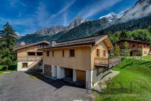 Maison CHAMONIX MONT-BLANC  -  ref 132814 (picture 2)