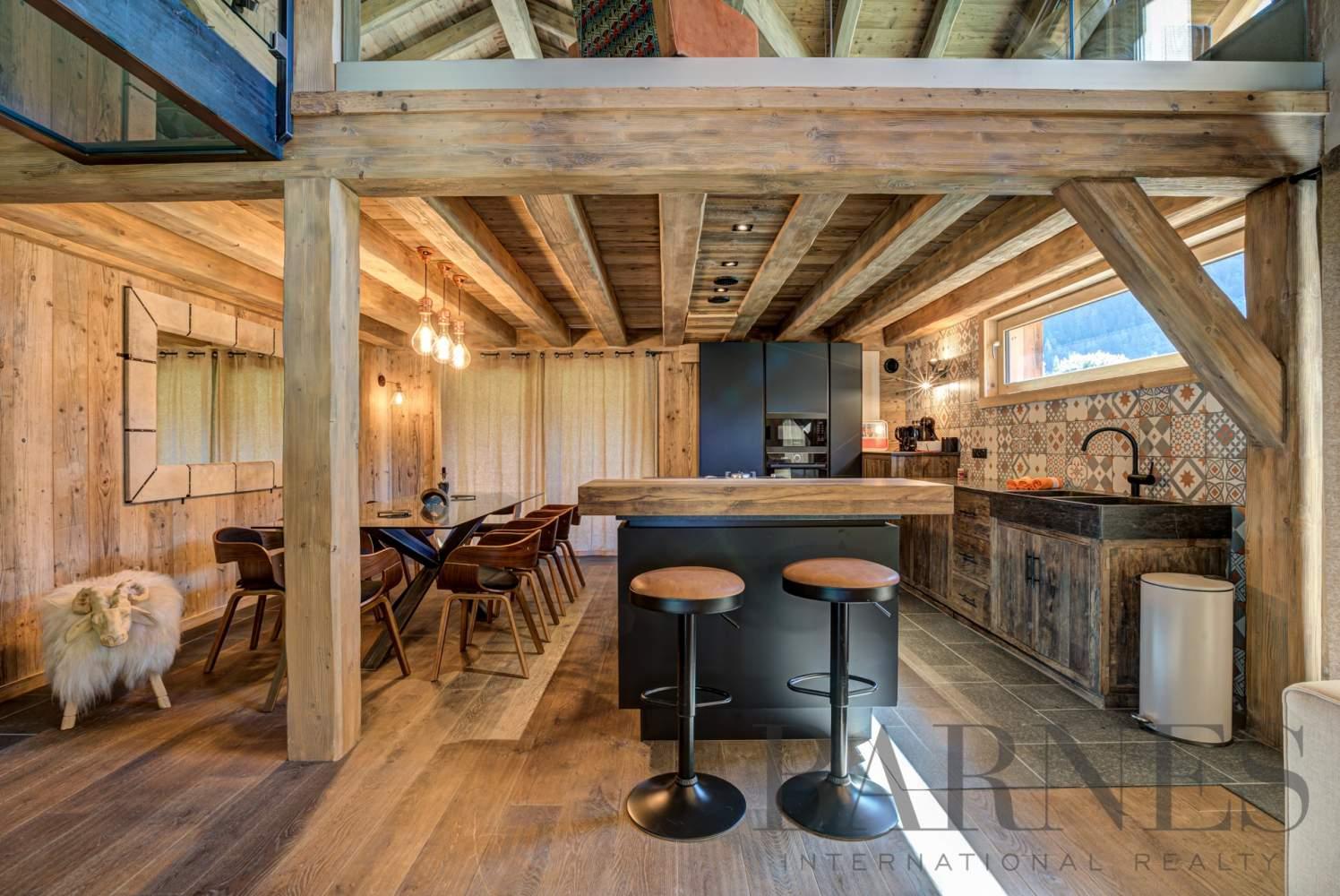 CHAMONIX MONT-BLANC  - Maison  4 Chambres - picture 4