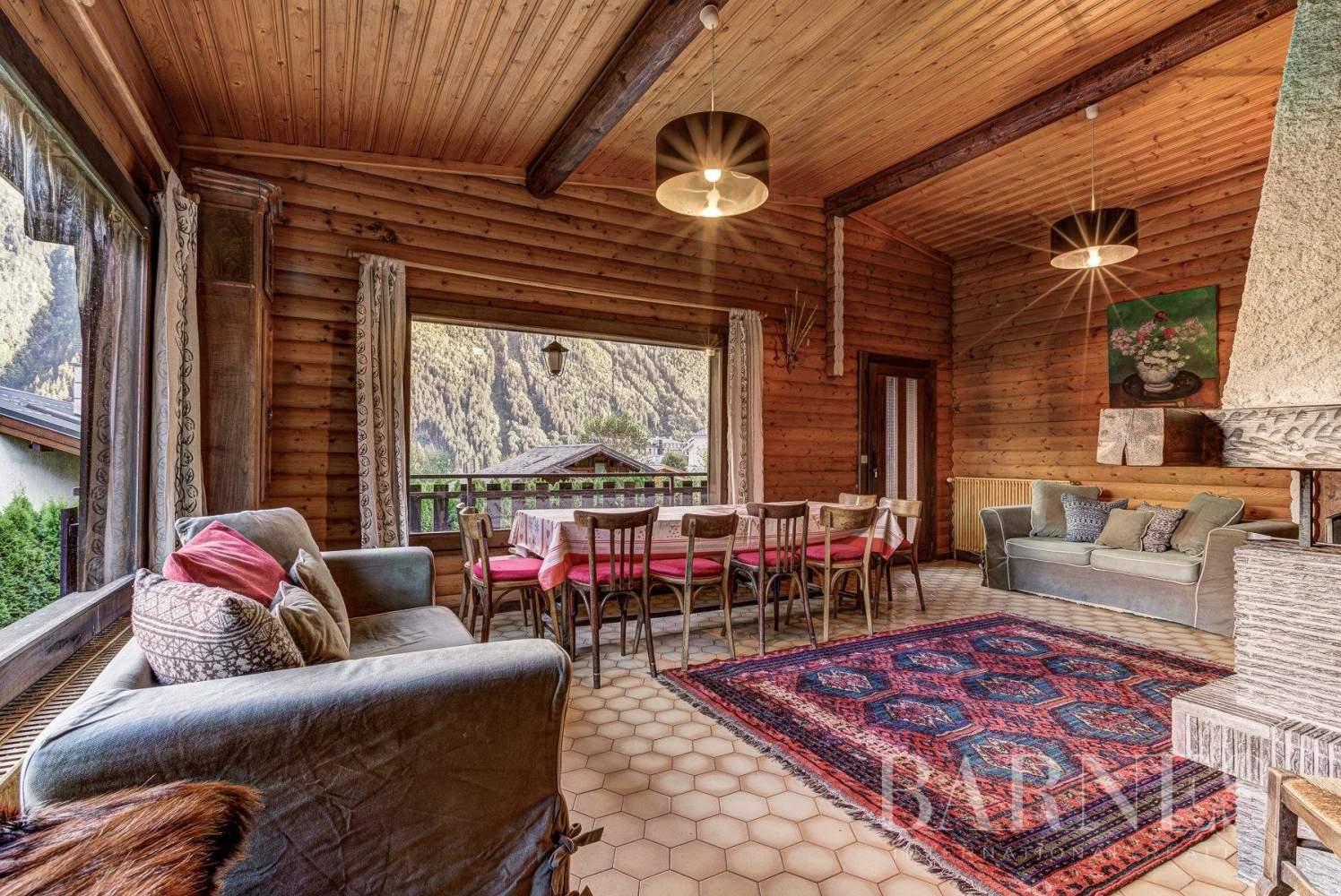 Chamonix-Mont-Blanc  - Chalet 6 Pièces 5 Chambres - picture 9