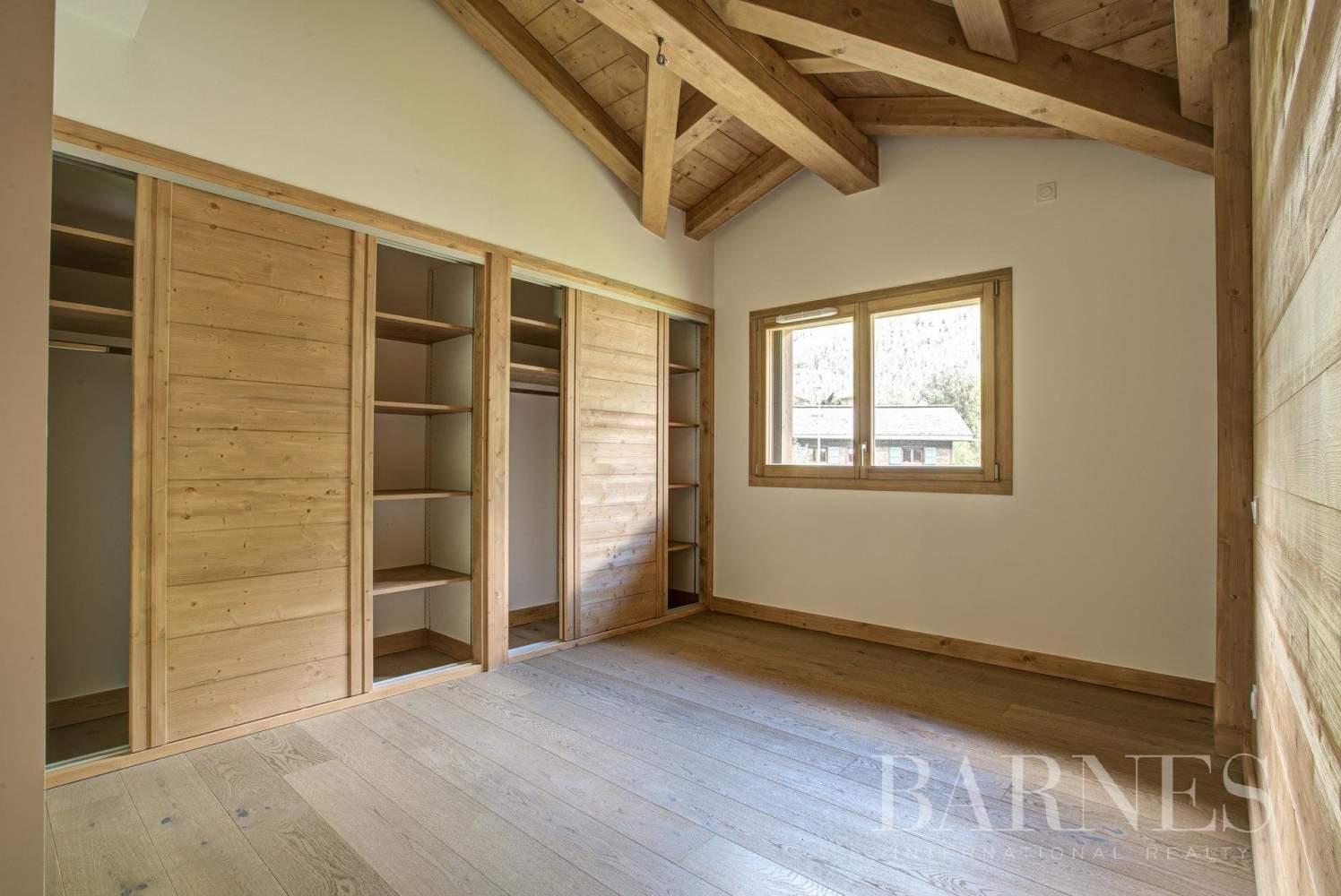 CHAMONIX-Les Praz- bel appartement neuf- 3 chambres-1 coin montagne-2 garages picture 9