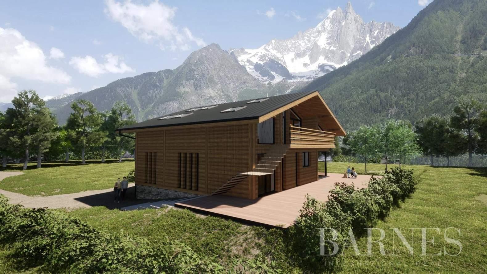 Chamonix-Mont-Blanc  - Chalet 7 Pièces 6 Chambres - picture 2