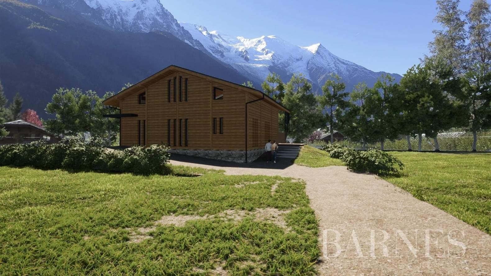 Chamonix-Mont-Blanc  - Chalet 7 Pièces 6 Chambres - picture 1