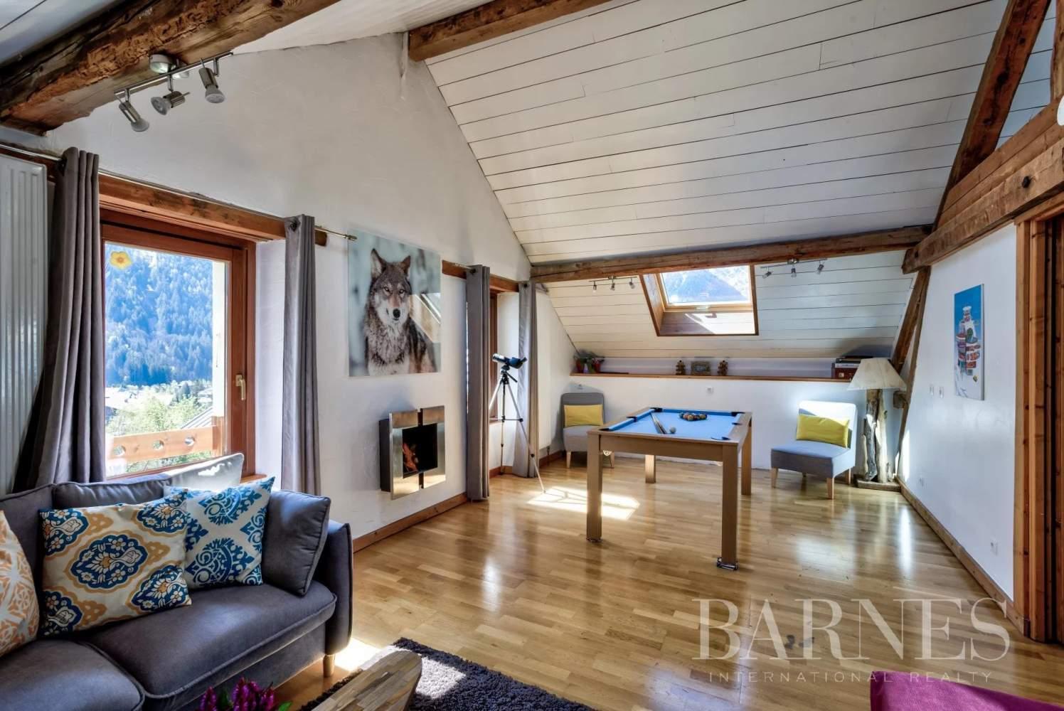 Chamonix-Mont-Blanc  - Maison de village 7 Pièces 5 Chambres - picture 18