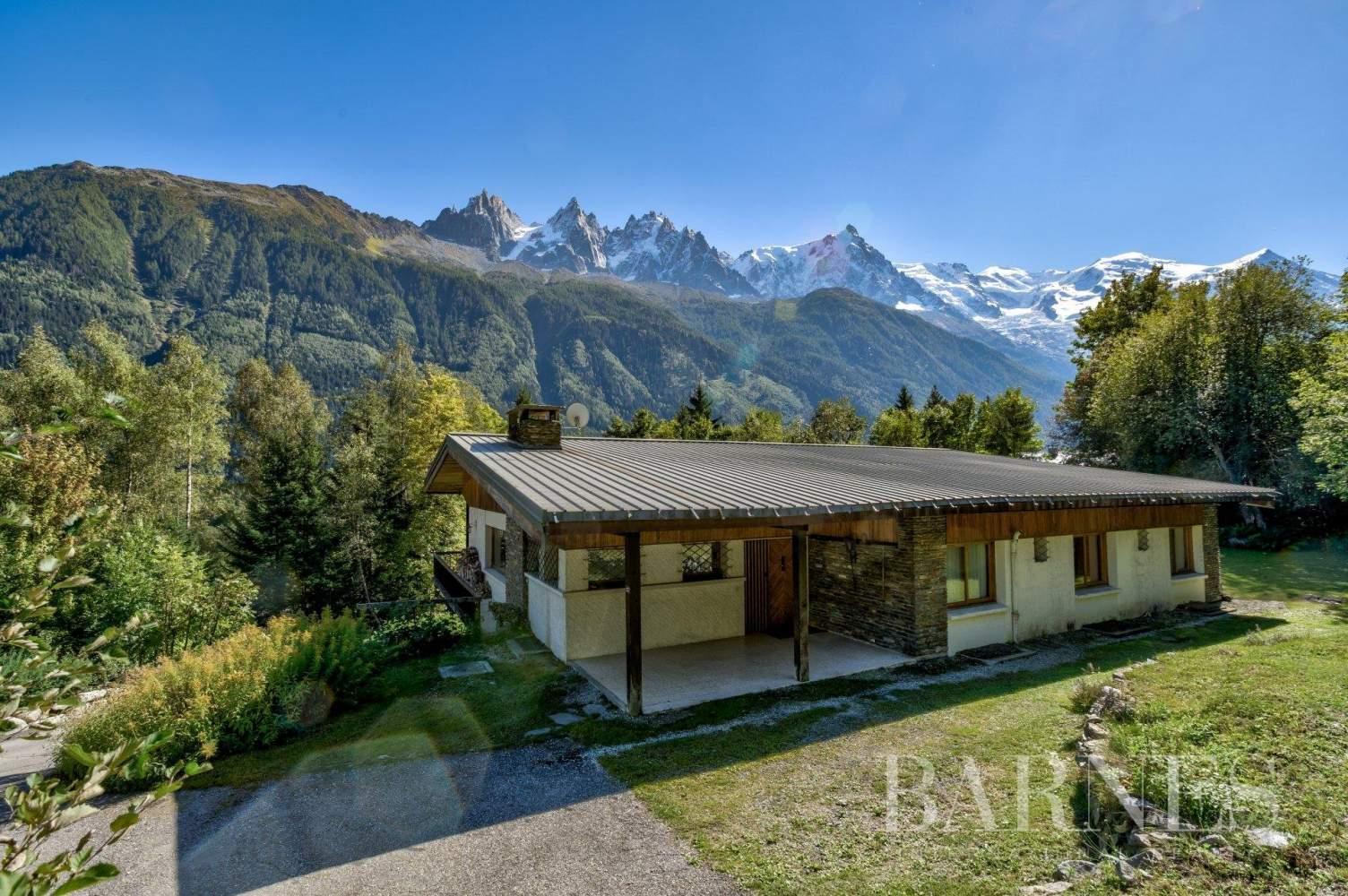 Chamonix-Mont-Blanc  - Chalet 9 Pièces 7 Chambres - picture 4