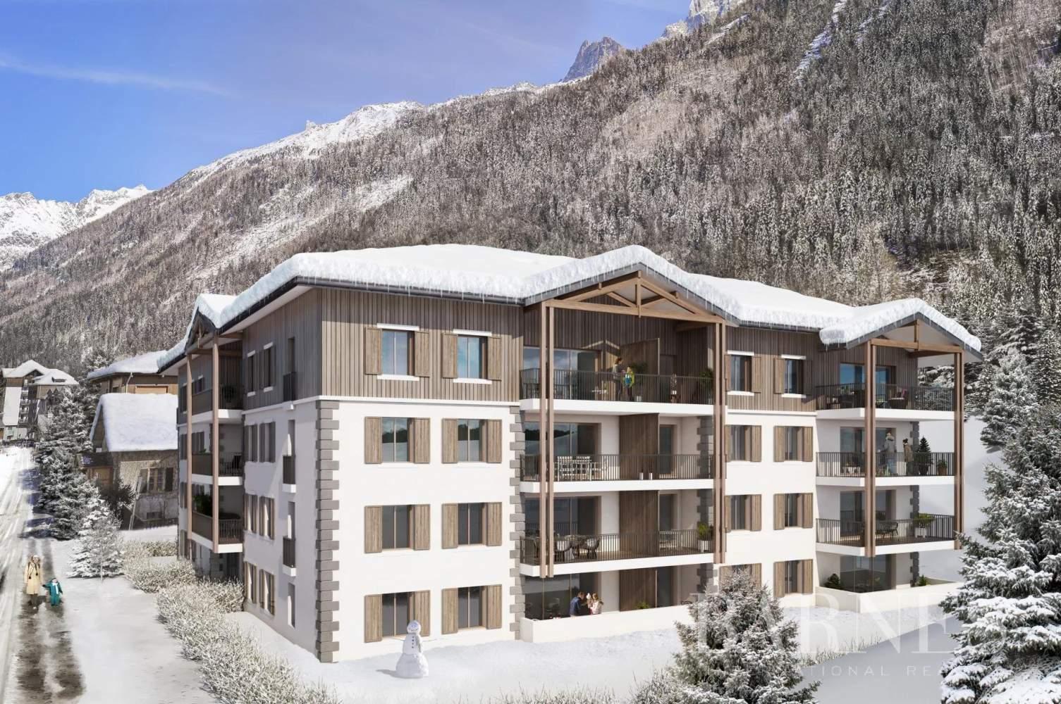 Chamonix-Mont-Blanc  - Appartement 3 Pièces 2 Chambres - picture 1