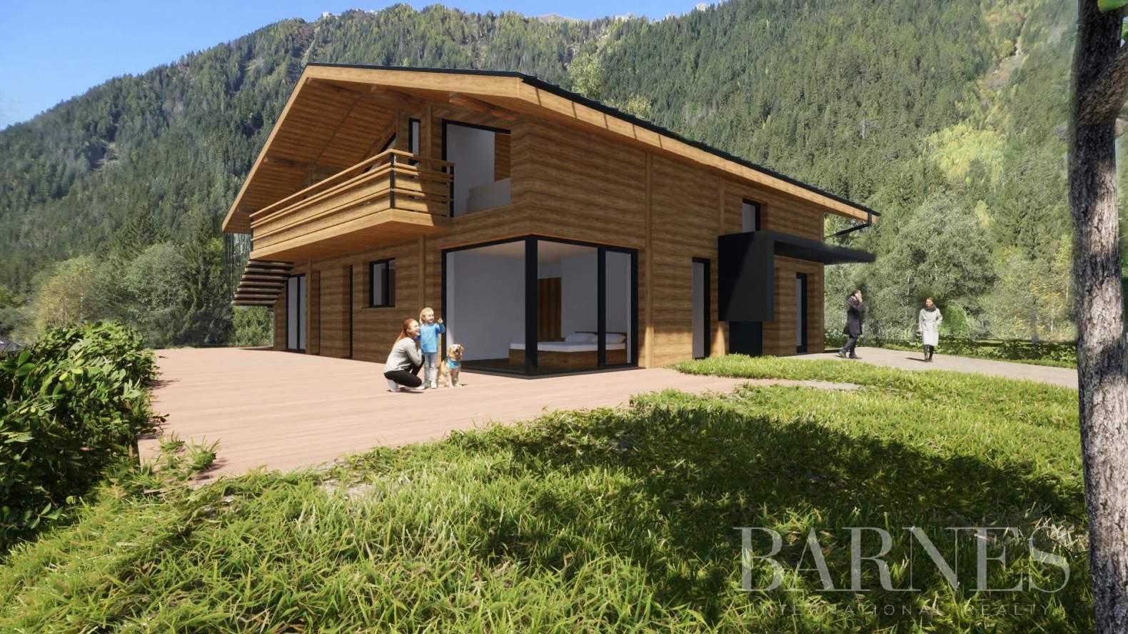 Chamonix-Mont-Blanc  - Chalet 7 Pièces 6 Chambres - picture 3