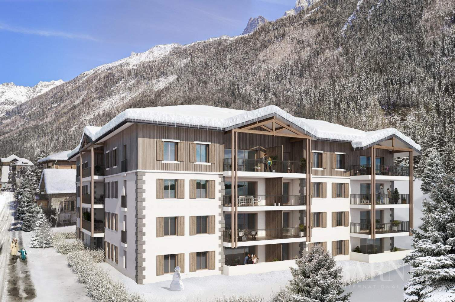 Chamonix-Mont-Blanc  - Programme neuf  - picture 4
