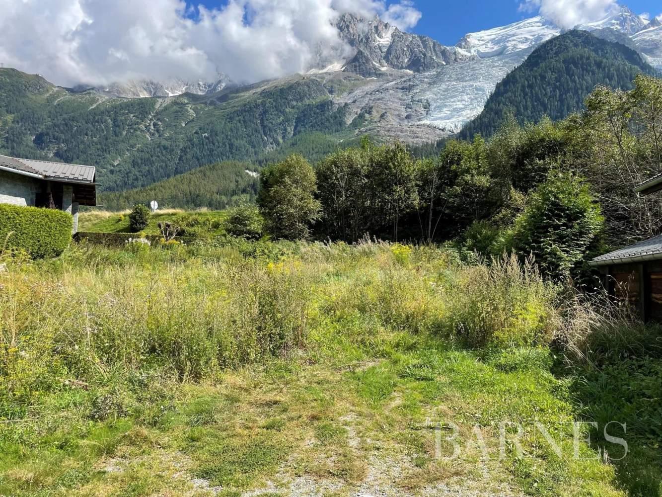 Chamonix-Mont-Blanc  - Terrain constructible  - picture 1