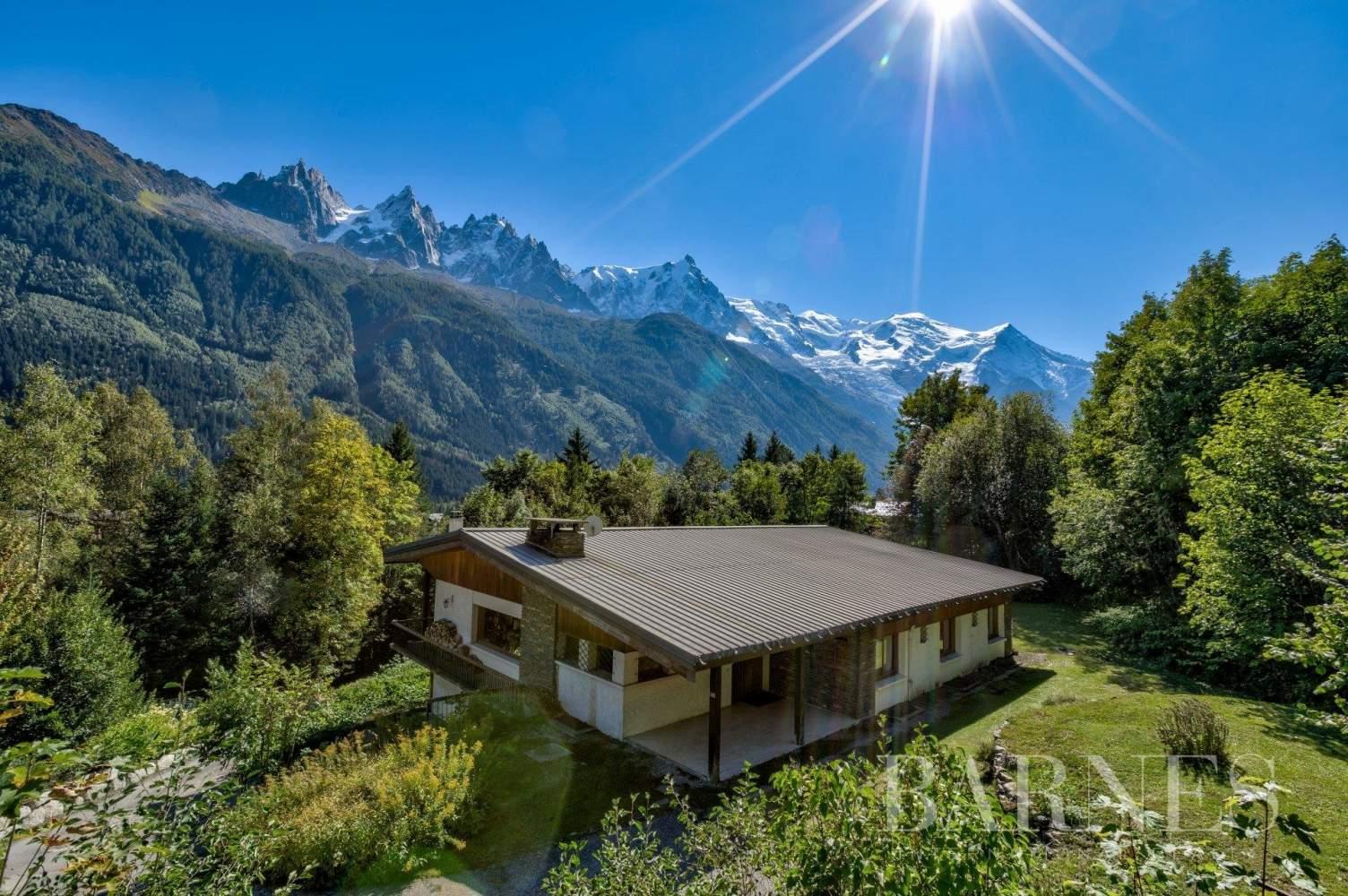 Chamonix-Mont-Blanc  - Chalet 9 Pièces 7 Chambres - picture 1