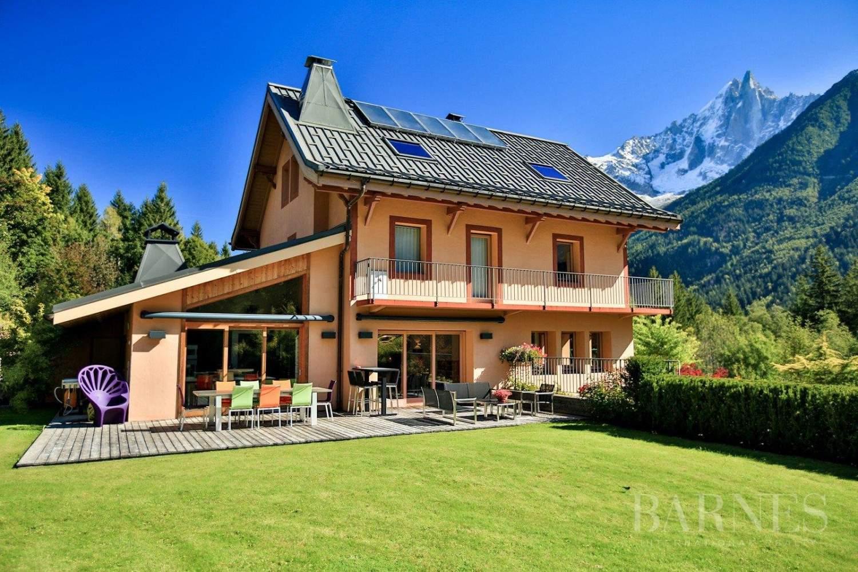 Chamonix-Mont-Blanc  - Chalet 15 Pièces 8 Chambres - picture 1