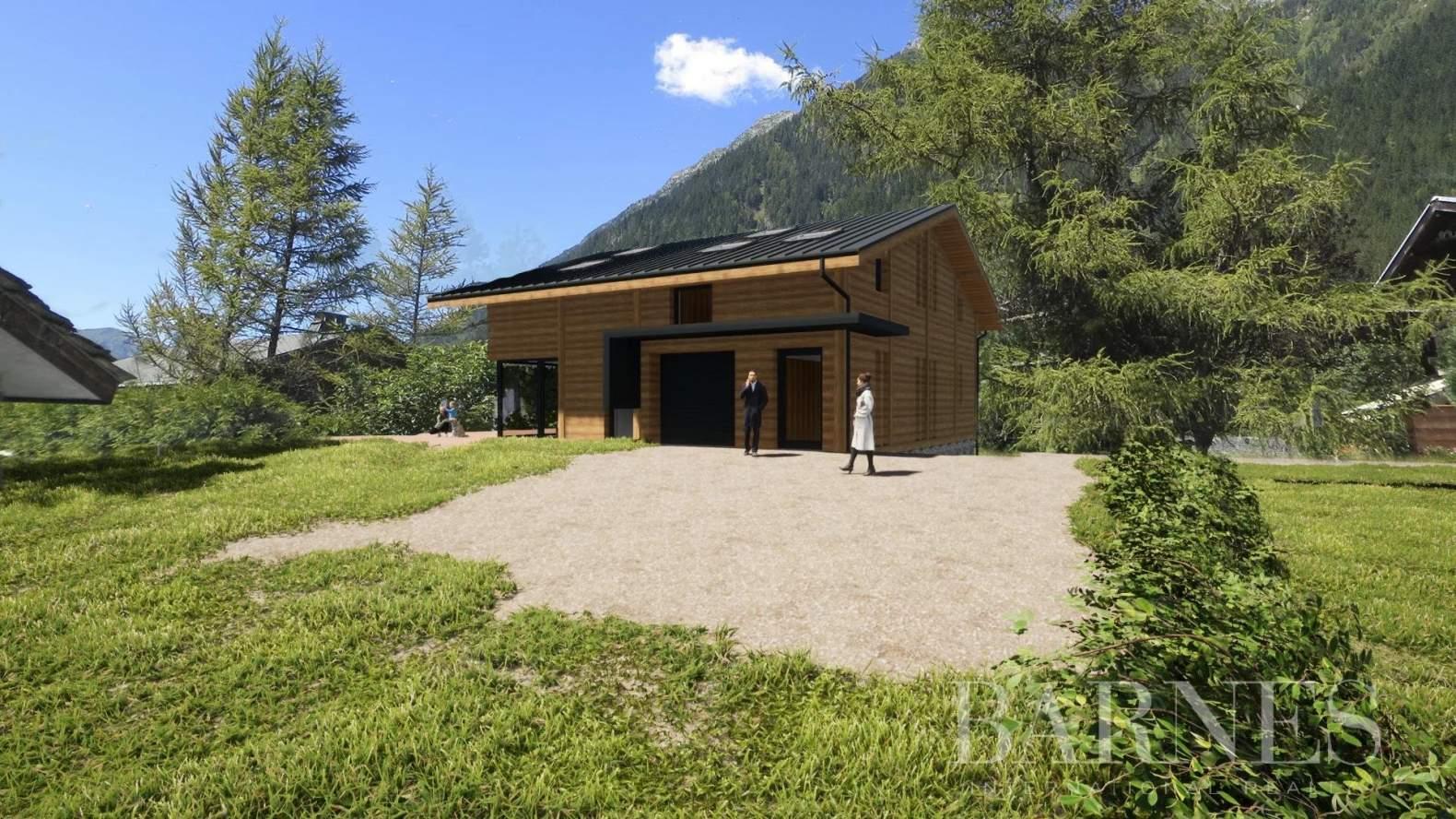 Chamonix-Mont-Blanc  - Chalet 7 Pièces 6 Chambres - picture 4