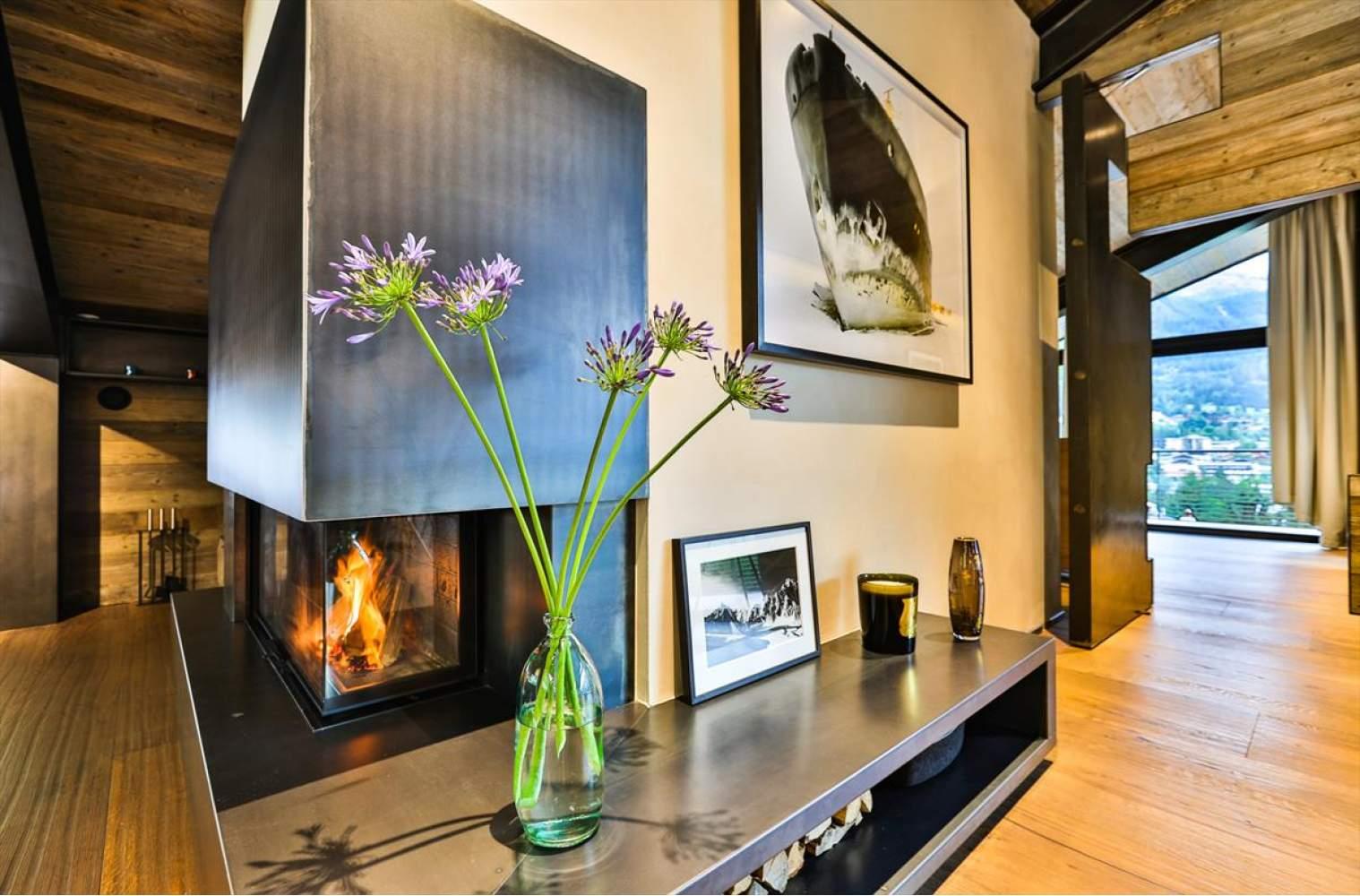 CHAMONIX MONT-BLANC  - Maison  5 Chambres - picture 10