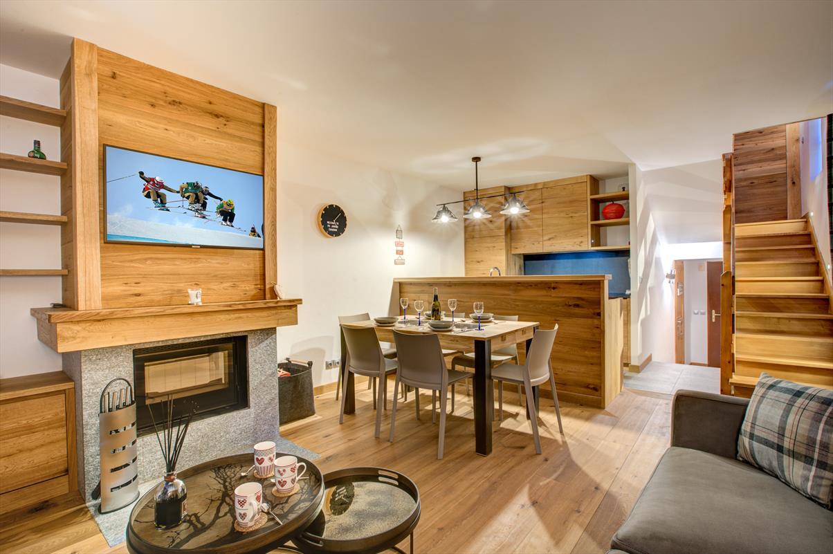 CHAMONIX MONT-BLANC  - Maison  3 Chambres - picture 1