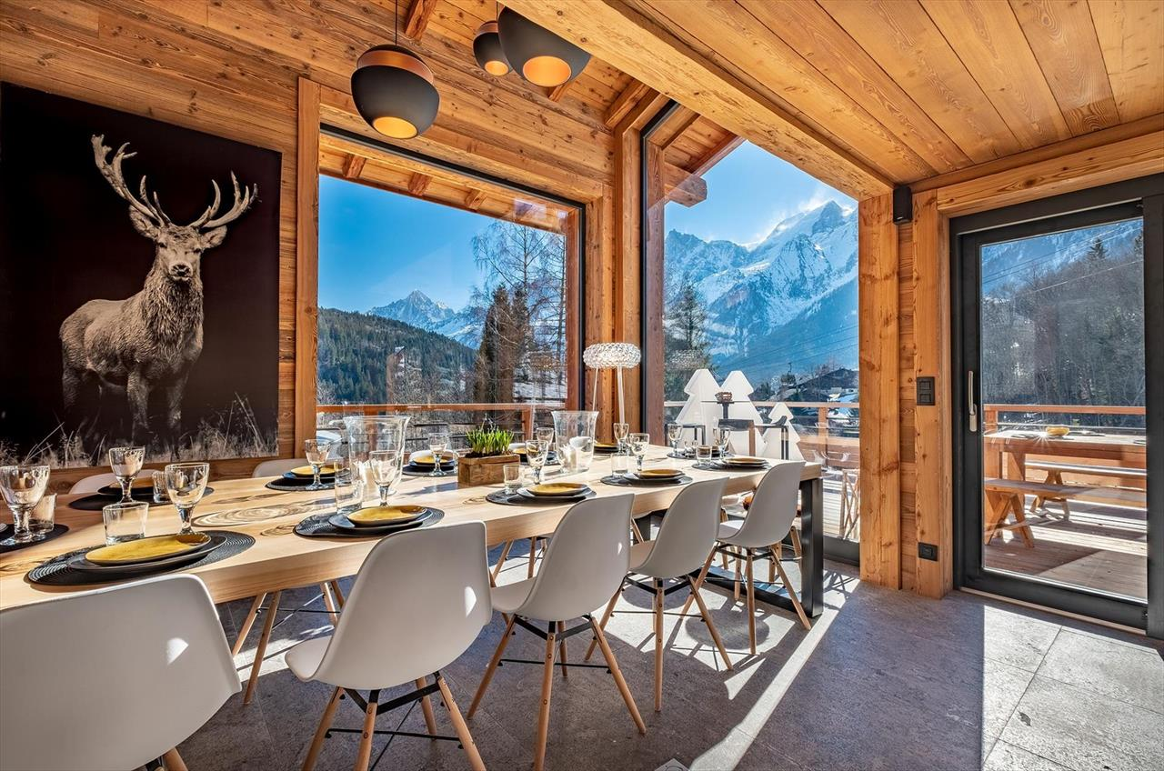 CHAMONIX MONT-BLANC  - Chalet individuel  6 Chambres - picture 11