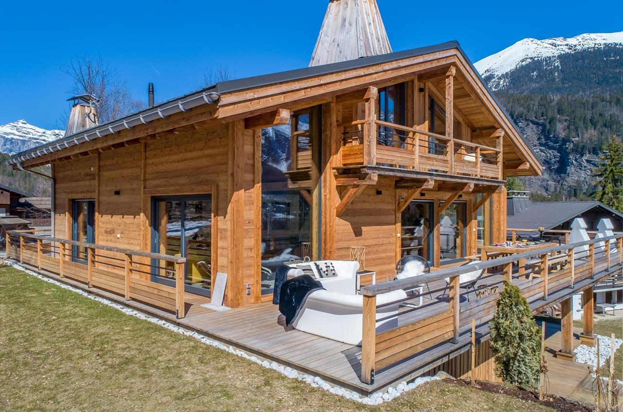 CHAMONIX MONT-BLANC  - Chalet individuel  6 Chambres - picture 14