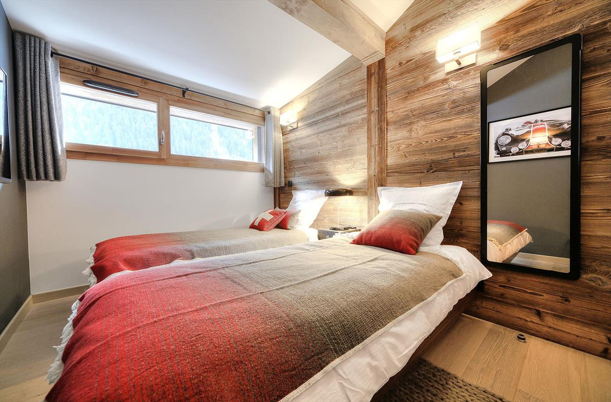 CHAMONIX MONT-BLANC  - Appartement  3 Chambres - picture 7