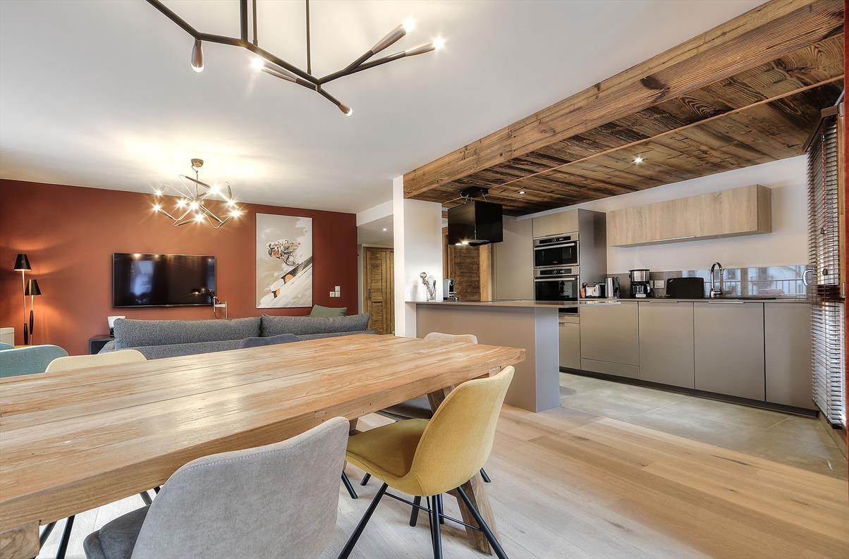 CHAMONIX MONT-BLANC  - Appartement  3 Chambres - picture 6