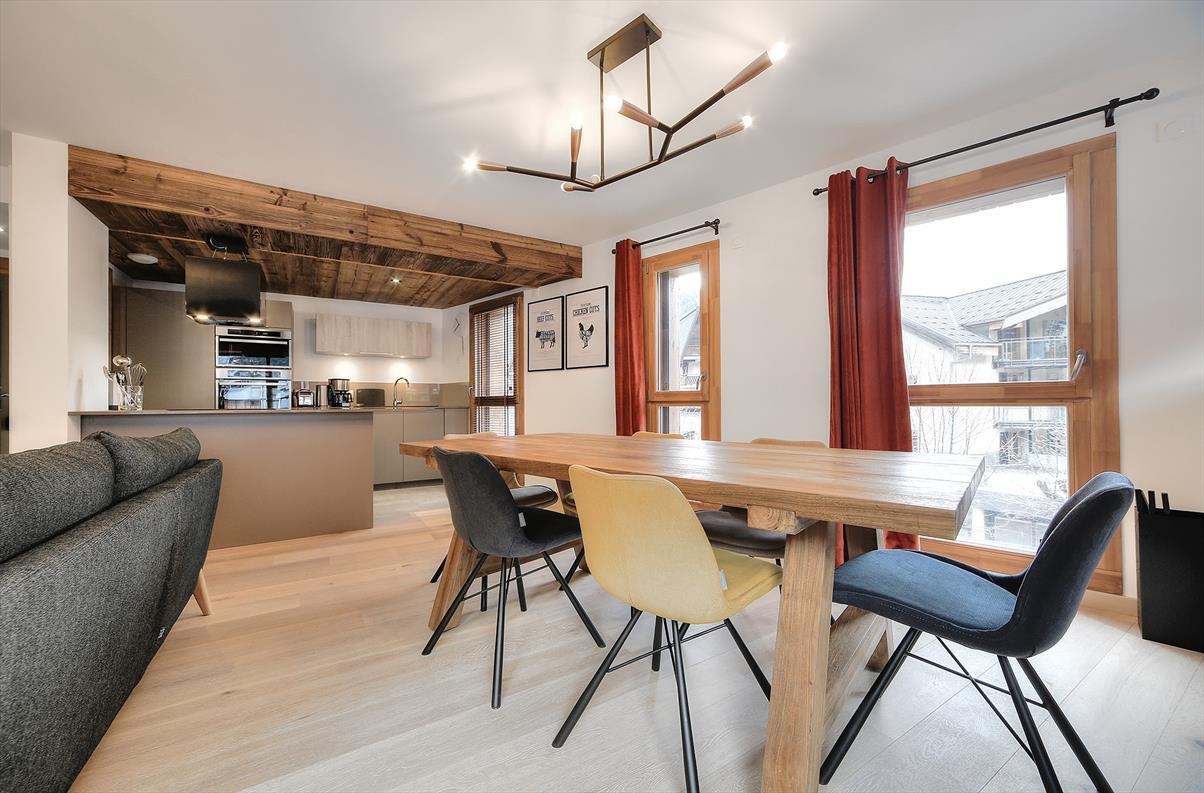 CHAMONIX MONT-BLANC  - Appartement  3 Chambres - picture 5
