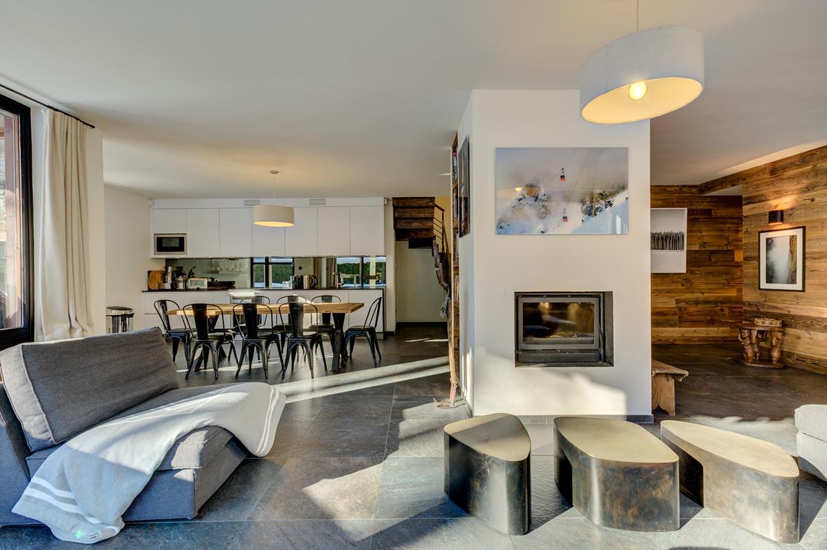 CHAMONIX MONT-BLANC  - Appartement  3 Chambres - picture 12