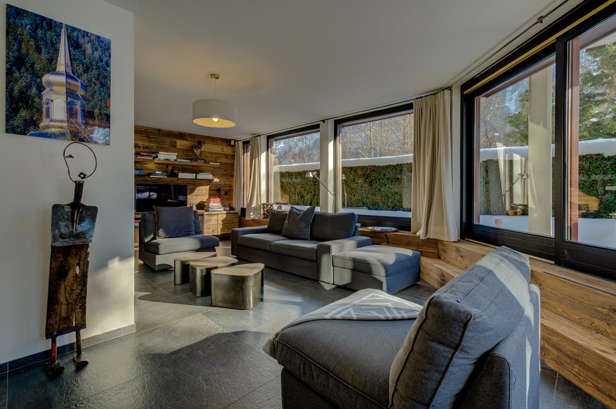 CHAMONIX MONT-BLANC  - Appartement  3 Chambres - picture 13