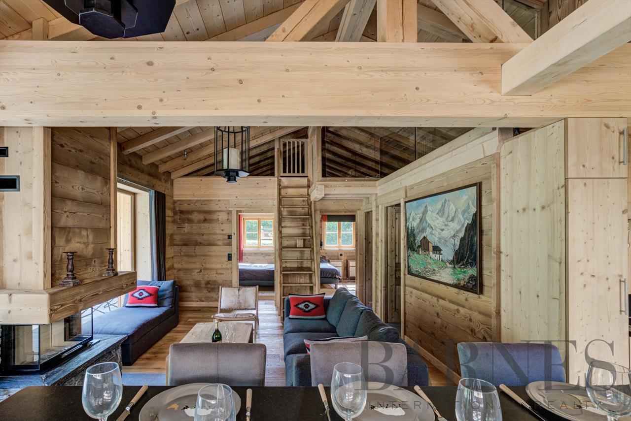 CHAMONIX MONT-BLANC  - Maison  2 Chambres - picture 4