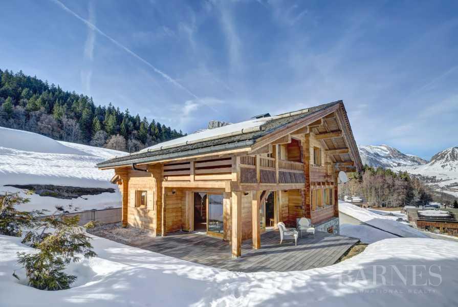 Magnifique chalet de 227 m² secteur privilégié du Mont picture 12