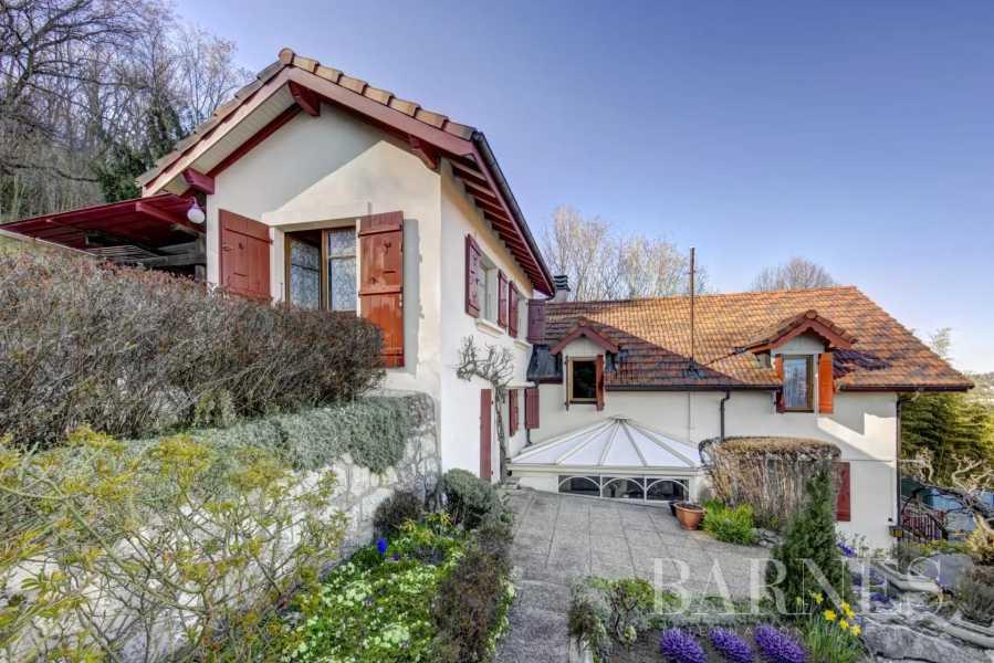 Maison de village Monnetier-Mornex