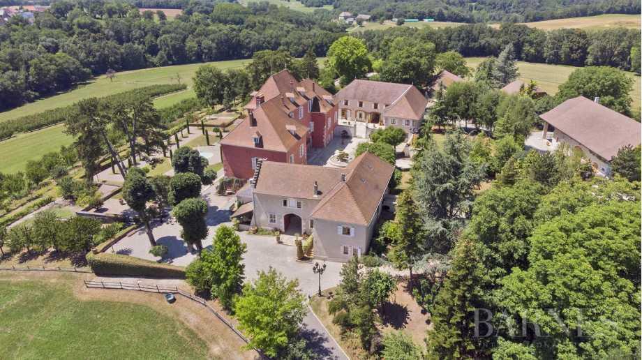 Annecy  - Château 20 Pièces 15 Chambres