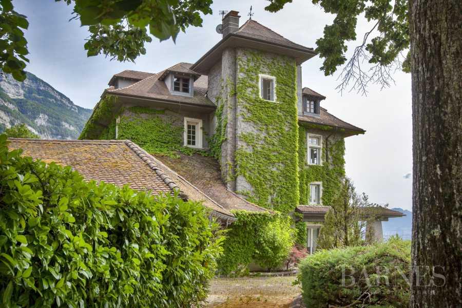 Aix-les-Bains  - Manoir 18 Pièces