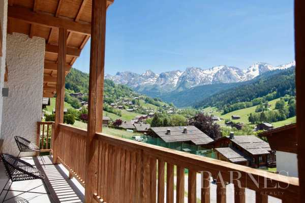 Chalet Le Grand-Bornand - Ref 3607075