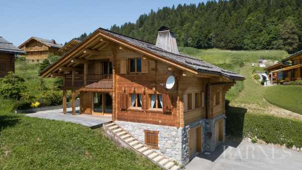 Chalet Le Grand-Bornand - Ref 2846172