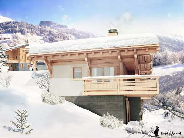 Chalet Le Grand-Bornand - Ref 2666417