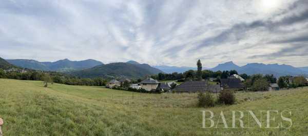 Terrain constructible Saint-Alban-Leysse  -  ref 6105605 (picture 1)