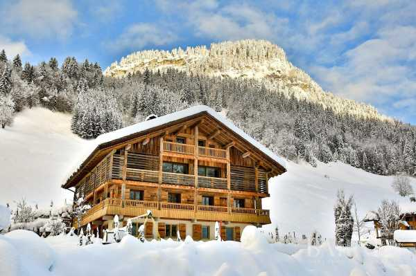 CHALET Le Grand-Bornand - Ref 2666517