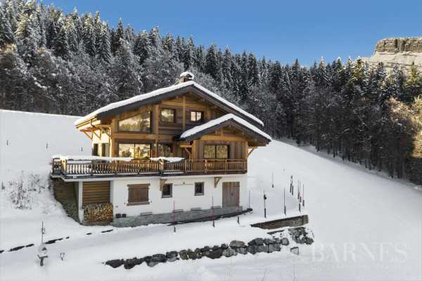 CHALET Le Grand-Bornand - Ref 2666291