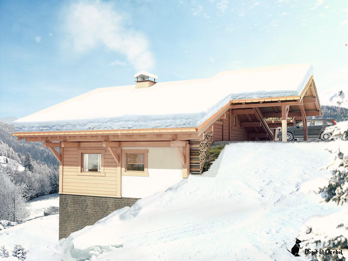 Luxury Chalet - New build picture 3