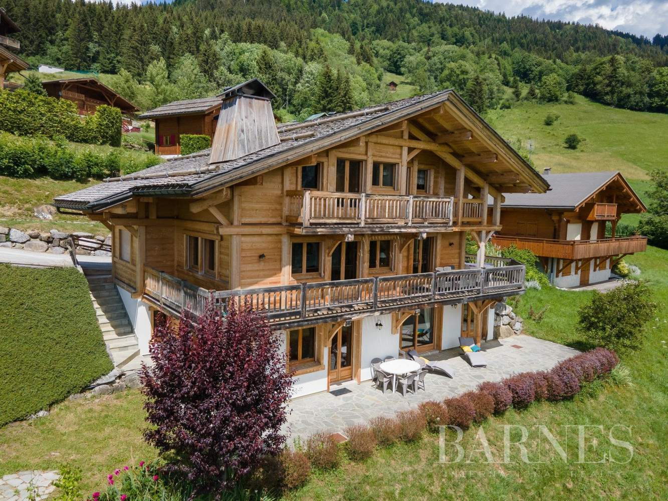 Magnificent high-end chalet in St Jean de Sixt picture 14