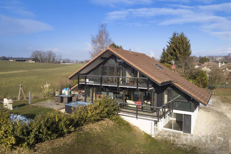 Villa d'architecte - axe Annecy et Genève picture 8