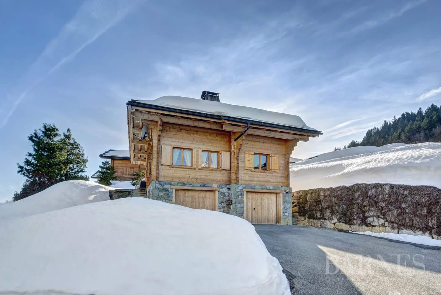 Magnifique chalet de 227 m² secteur privilégié du Mont picture 10